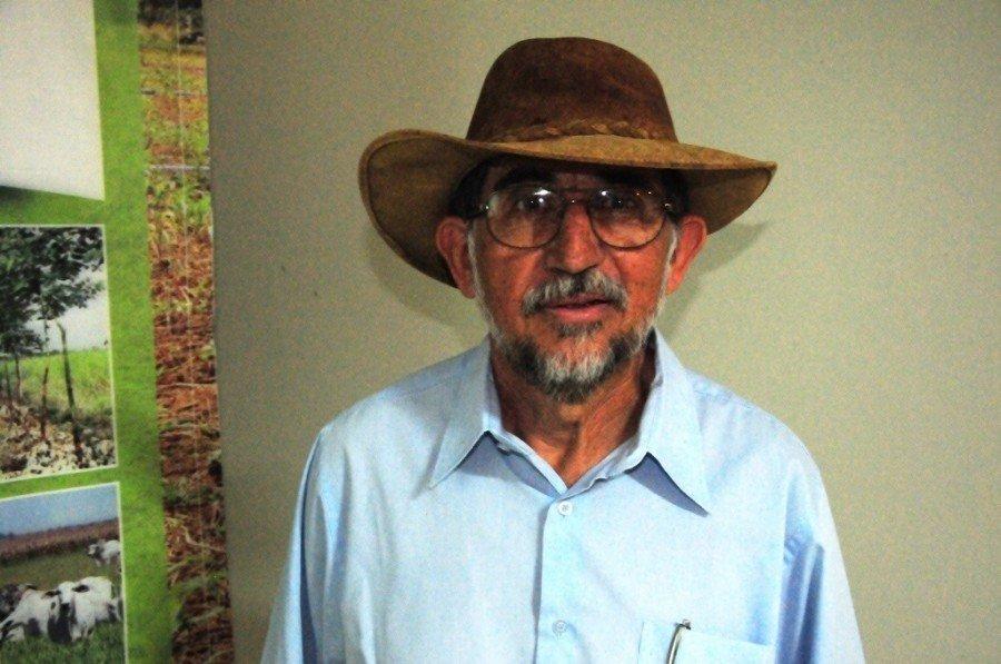 Raimundo Alves é pioneiro na atividade de avicultura e também no uso de biodigestores com matéria prima da avicultura