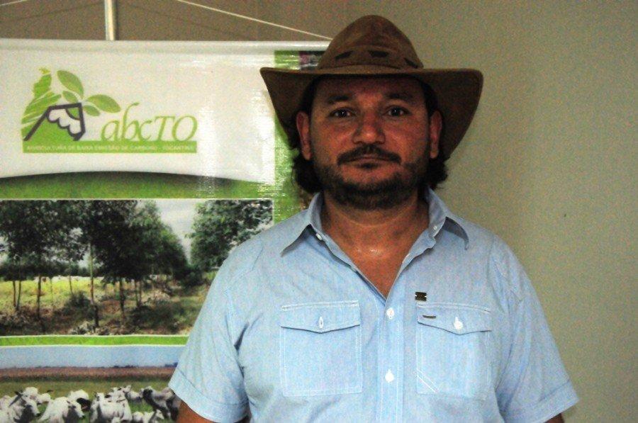 """Edson Negreiro Lima """"A conta de energia era muito alta, pagava em média R$ 15 mil/mês, e já diminuiu bastante com o uso da energia do biodigestor"""""""