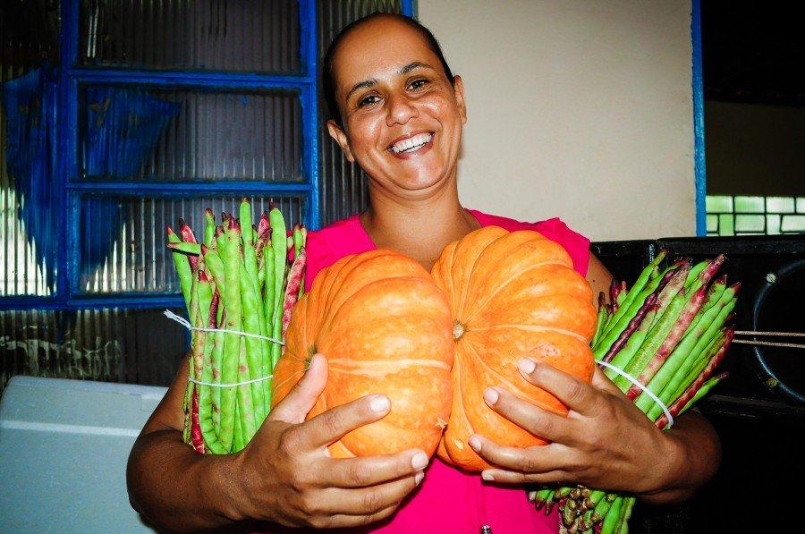 Cidades do Bico já podem preencher formulários para receber os kits da Agricultura Familiar (Foto: Carlessandro Souza)