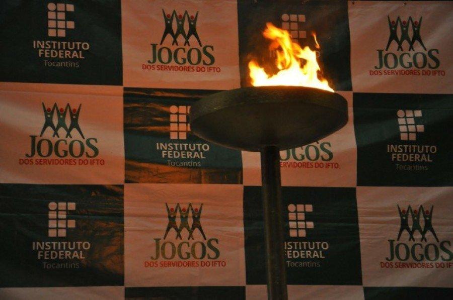 IV edição dos Jogos dos Servidores do IFTO foi realizado no Campus Araguatins