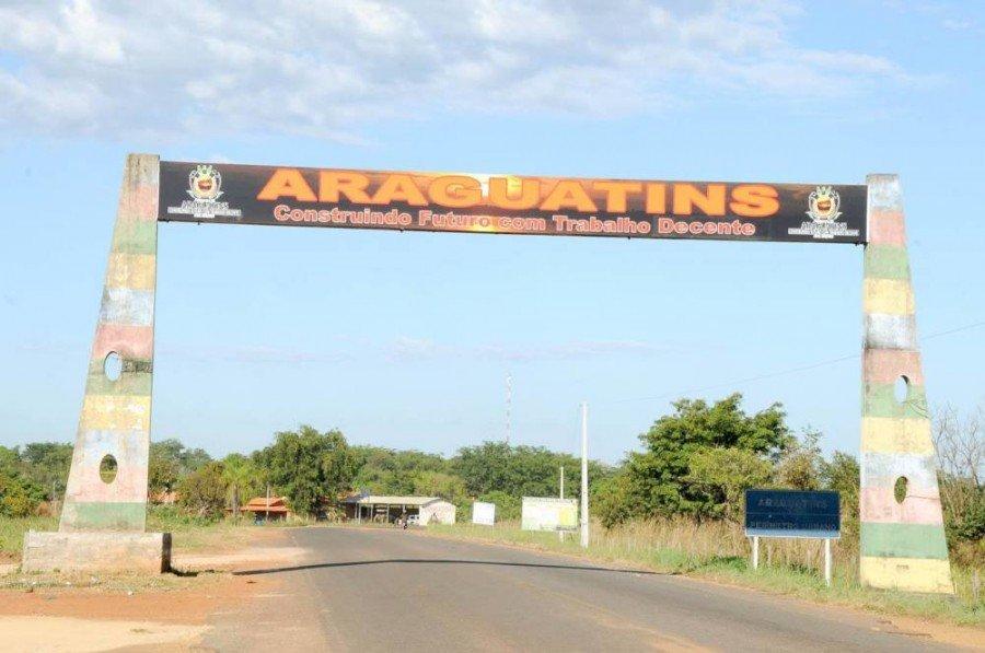 Homem foi morto após ser atingido por vários golpes de facão em Araguatins (Foto: Divulgação)