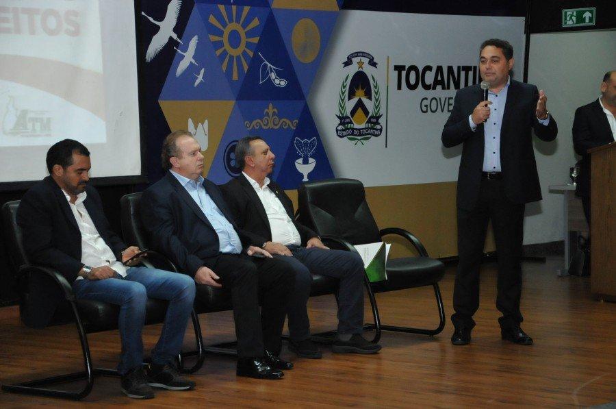 Para o presidente da ATM Jairo Mariano, essa reunião serviu para demonstrar para o Governador que os municípios hoje são os principais parceiros do Estado