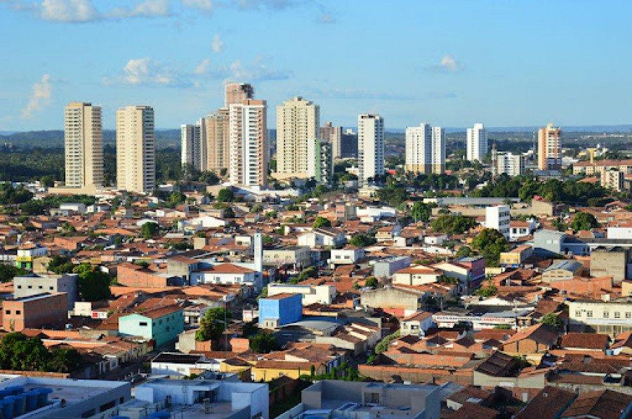Imperatriz, cidade aonde aconteceu a prisão do foragido da justiça do Tocantins por homicídio (Foto: Divulgação)
