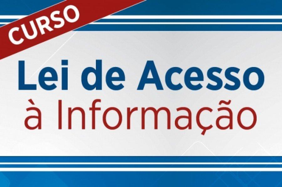 Abertas as inscrições para curso sobre a Lei de Acesso à Informação (LAI)