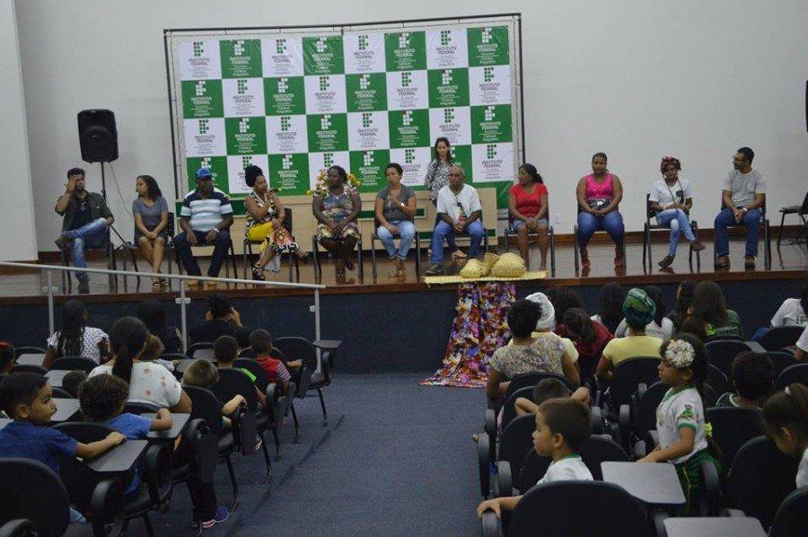 Evento fez parte do projeto Diálogos entre saberes tradicionais e científicos