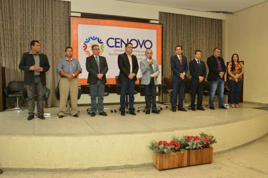 Em reunião da Cenovo, deputados ouvem comunidade (Foto: Koró Rocha)