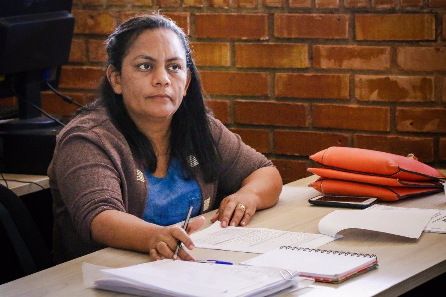Diana Pereira dos Santos Souza, de Araguatins (Foto: Carlessandro Souza)