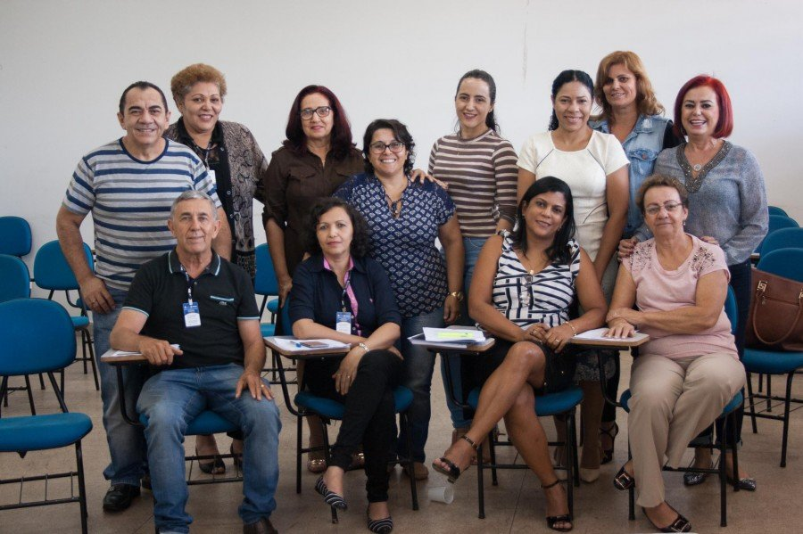 Encontro que aconteceu em Palmas reuniu profissionais dos câmpus Araguatins, Augustinópolis, Palmas e Dianópolis