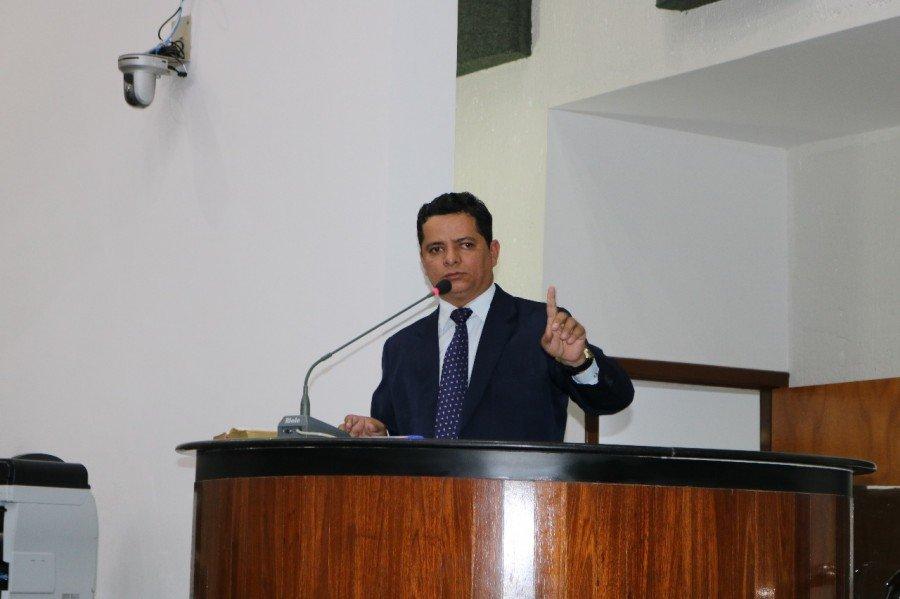 Deputado Estadual Jorge Frederico
