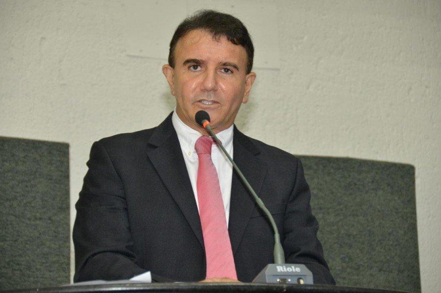 Eduardo Siqueira Campos é autor da proposta (Foto: Isis Oliveira)