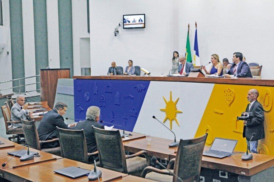 Deputados estaduais já articulam eleição para a Mesa Diretora