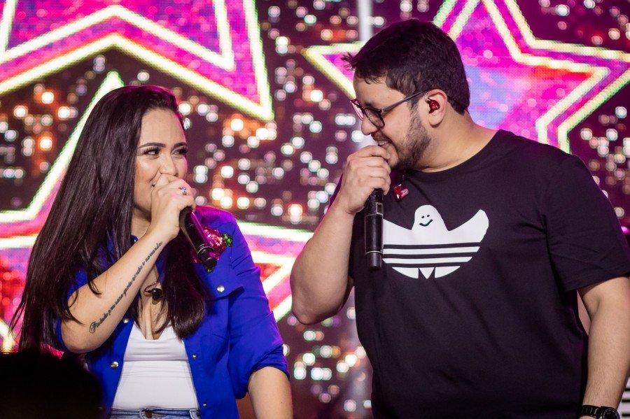 Luiza & Maurílio se apresentam em Estreito-MA