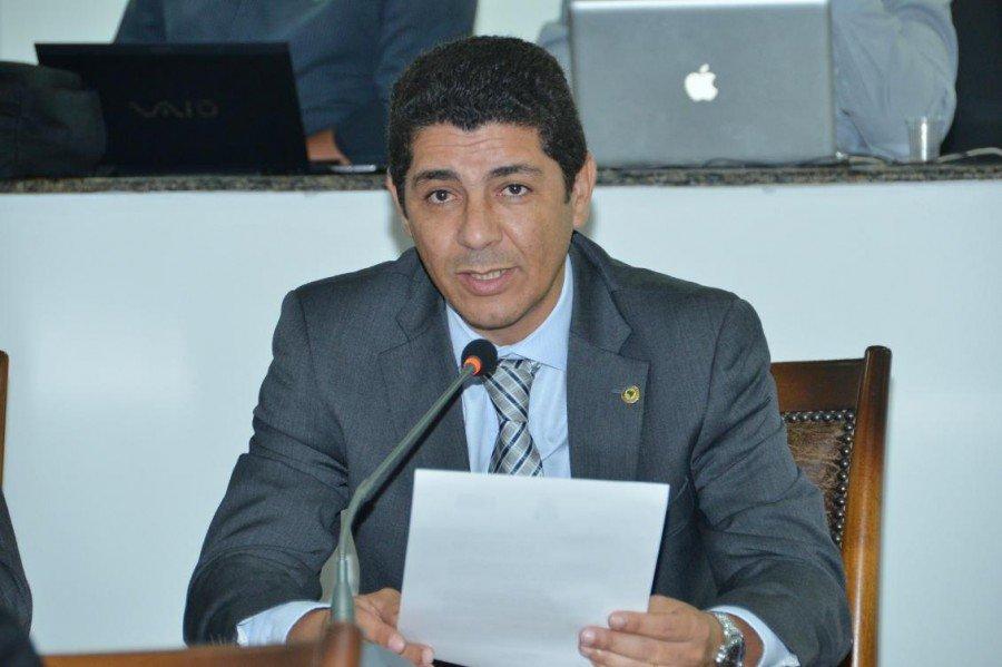 Deputado Valdemar Junior é investigado pela Polícia Civil
