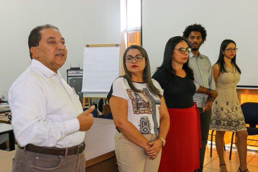 O secretário da STDS, Messias Araújo (Foto: Carlessandro Souza)