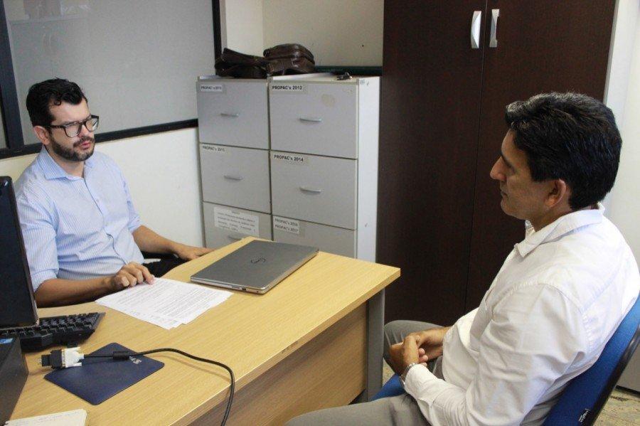 Deputado estadual Professor Júnior Geo solicita medidas para a população em virtude da interdição da ponte de Porto Nacional