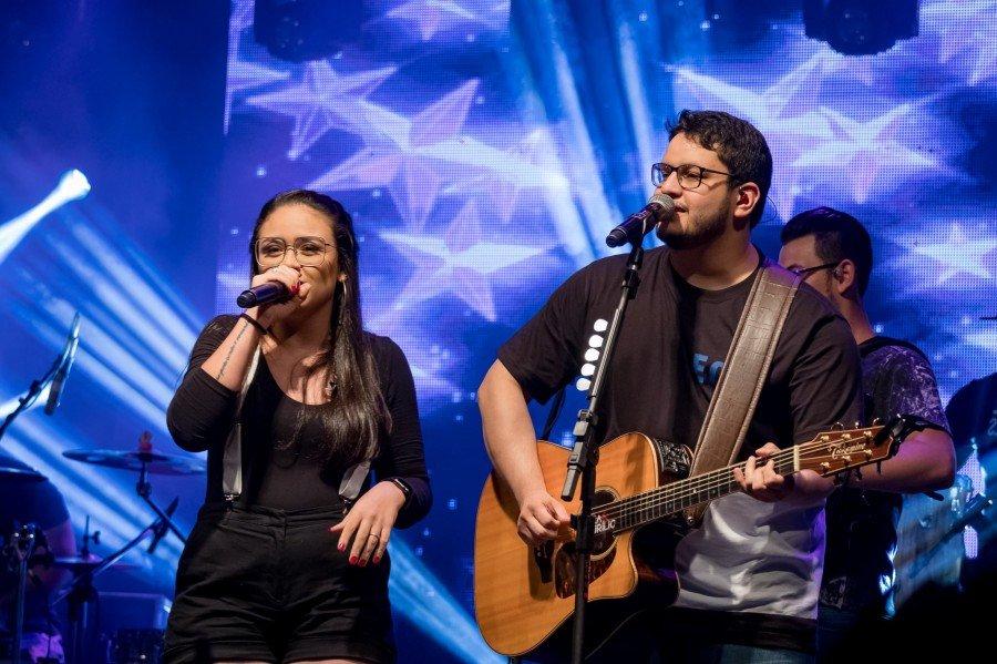 """A dupla acaba de gravar o novo projeto """"Segunda Dose"""", que traz participações de Alcione, Marilia Mendonça, Jorge e Gabriel Diniz"""
