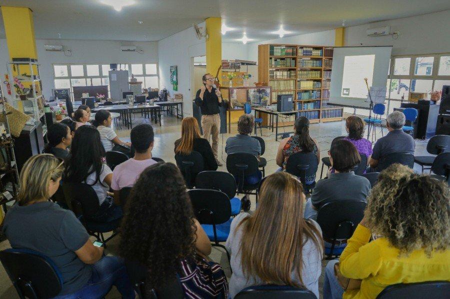 17° Semana dos Museus foi oficialmente aberta na tarde desta terça-feira, 14 na Biblioteca Pública de Gurupi