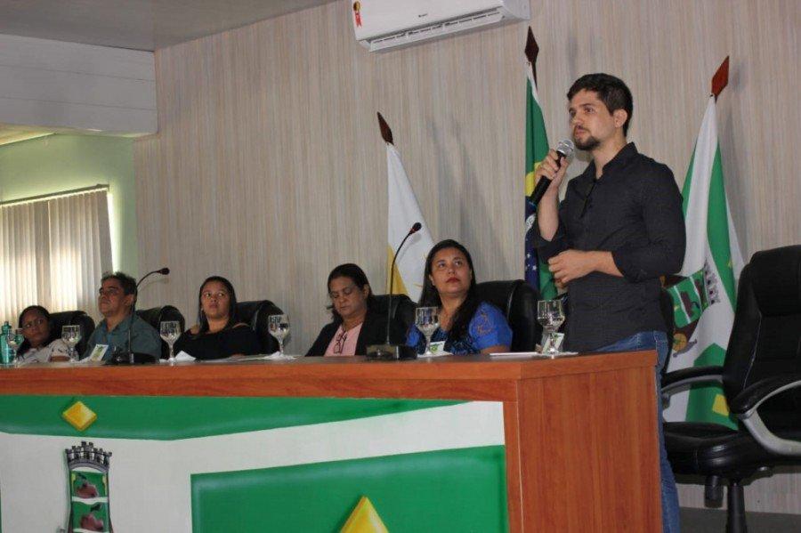 Matheus Macêdo, gerente de Proteção Social Básica, Bolsa Família e Benefícios