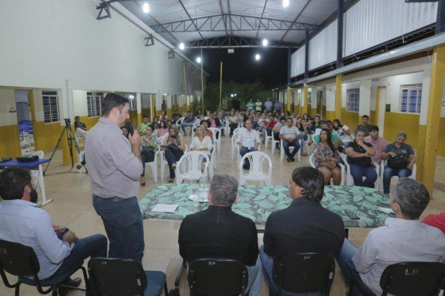 Revisão do Plano Plurianual (PPA) em Gurupi iniciou com audiência pública no bairro Vila Nova