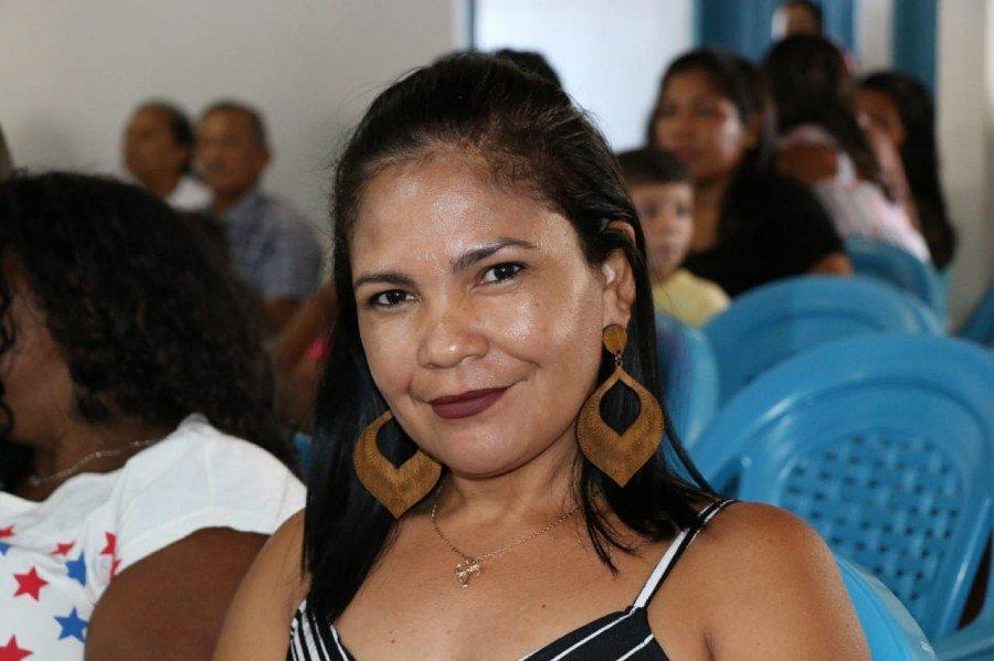 Marciana Dias da Silva capacitou-se em Panificação (Foto: Carlessandro Souza)