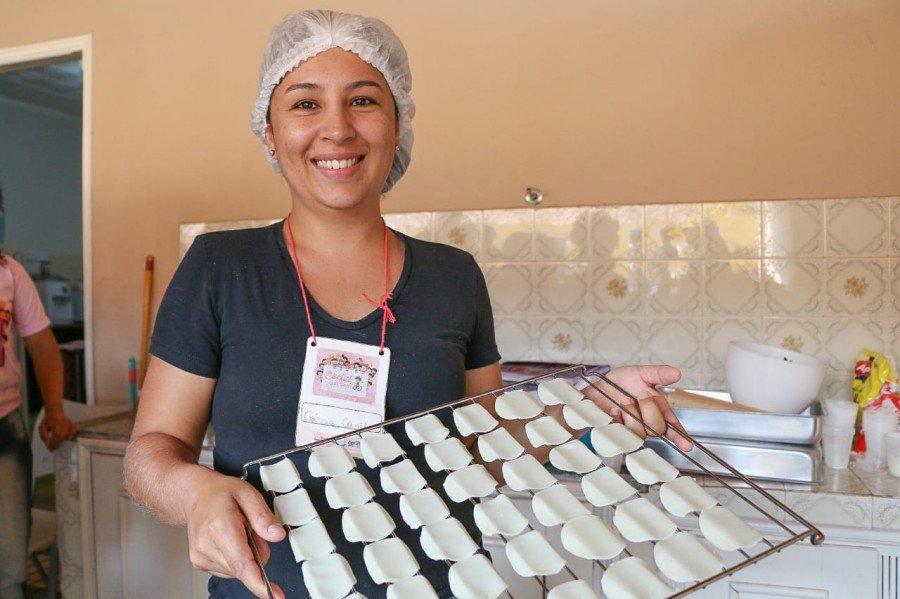 Governo do Tocantins já capacitou quase 3 mil trabalhadores nos cursos da Inclusão Produtiva (Foto: Carlessadro Souza)