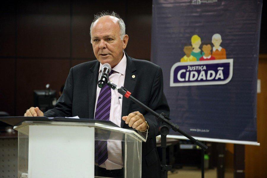Ao abrir o Justiça Cidadã no Bico por Araguatins, Presidente do TJTO ressaltou que reestruturação permitirá ao Judiciário aplicar melhor recursos e equilibrar força de trabalho