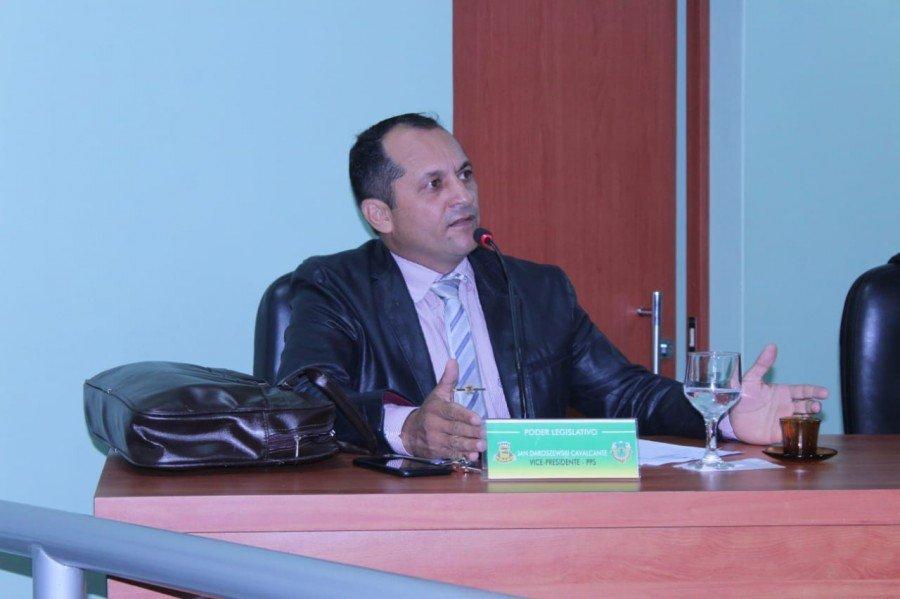 Vereador Ian Cavalcante (Cidadania)