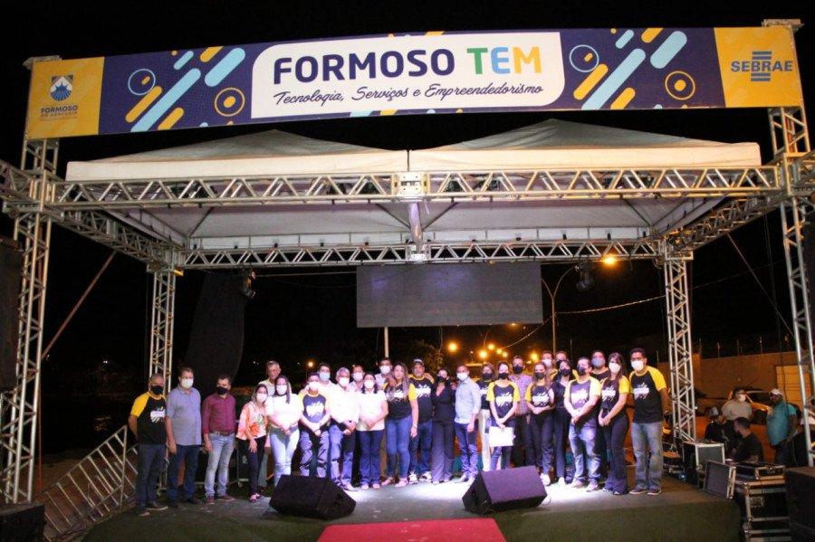 Mais de 50 expositores estão presentes no evento que conta a parceria do Sebrae (Foto: Divulgação/Sebrae)