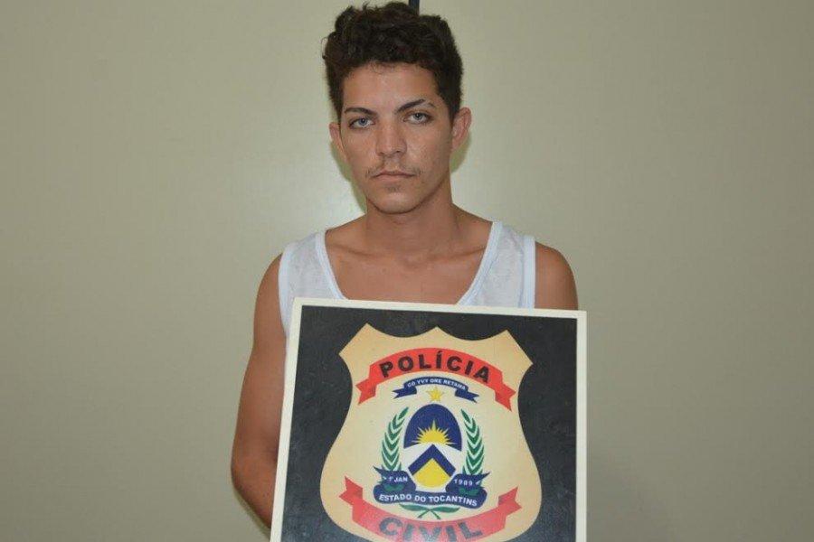 Wanderson foi preso em Imperatriz pela polícia do Maranhão no último dia 24 de Outubro, por tráfico de drogas