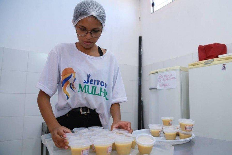 Doces de leite é um dos produtos para a degustação (Foto: Carlessandro Souza)