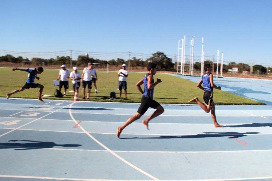 Abertura Modalidade Atletismo - 2017 (Foto: Juliana Carneiro)