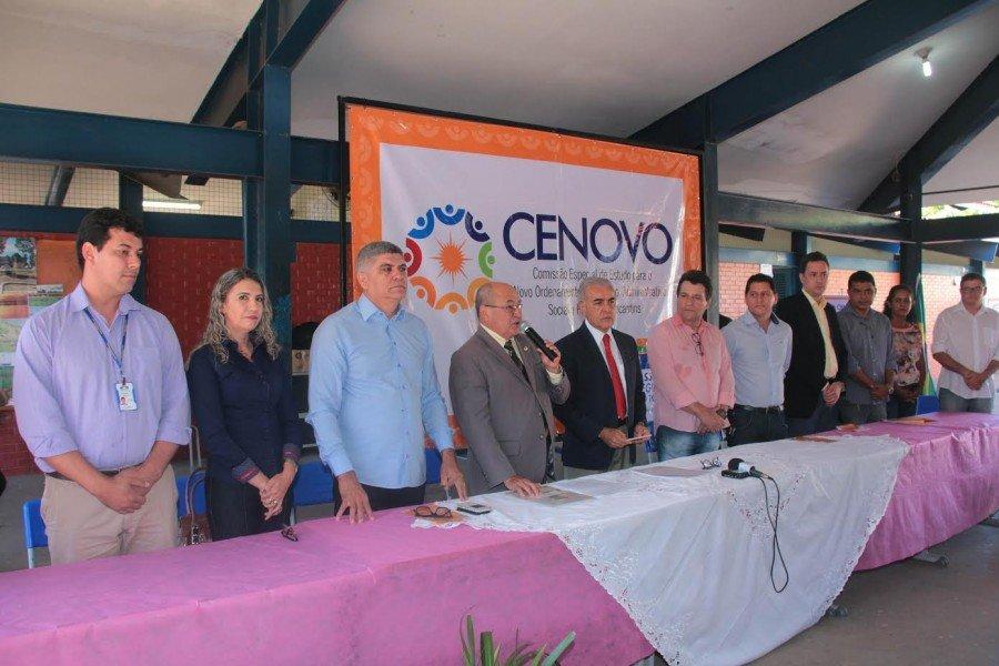 Deputado Rocha Miranda destacou a importância do encontro da Cenovo em Araguatins