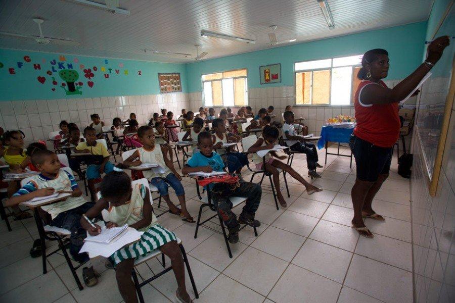 Escola da Terra visa capacitar educadores de escolas rurais e também de comunidades quilombolas
