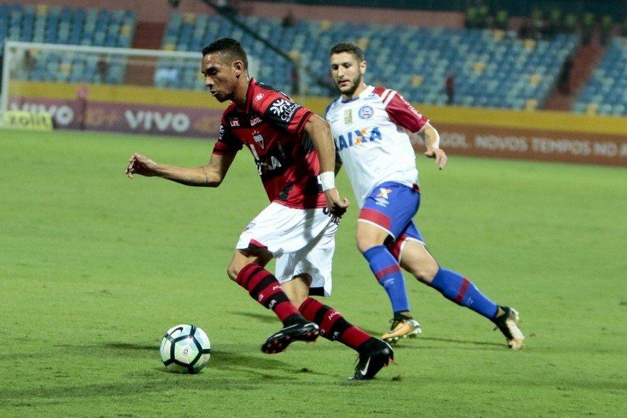 Luiz Fernando marca pelo Atlético-GO e é destaque no 'Gols Tocantinenses' (Foto: Estadão Conteúdo)