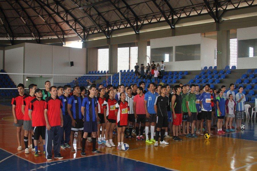 Augustinópolis sedia Etapa Estadual dos Jogos Internos da Unitins