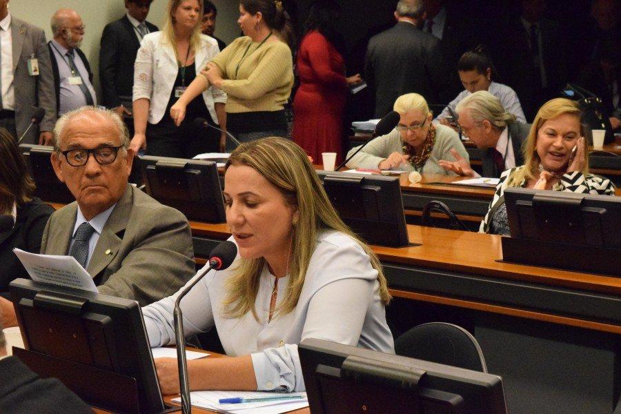 Projeto de Lei relatado pela parlamentar foi aprovado por unanimidade na Comissão de Agricultura