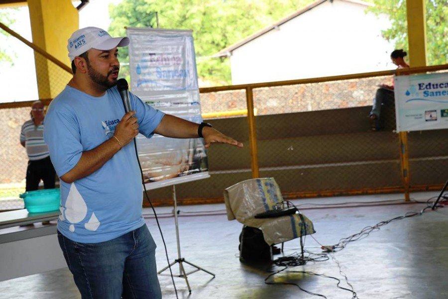 Para Eder Fernandes, programa é pioneiro do Estado