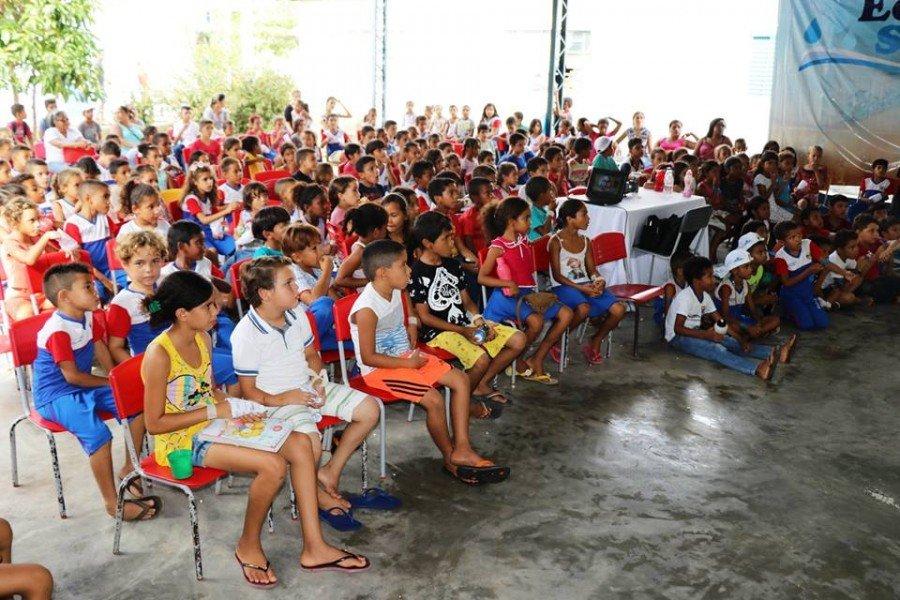 Mais de 600 crianças participaram das atividades destinadas ao público infantil