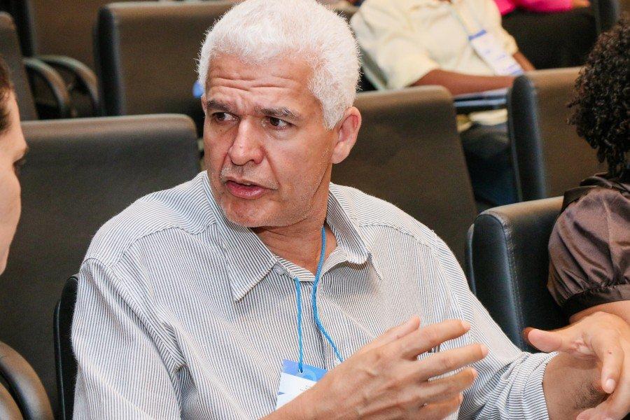 Prefeito de Ananás falou da experiência de montar um consórcio entre municípios (Foto: Carlessandro Souza)