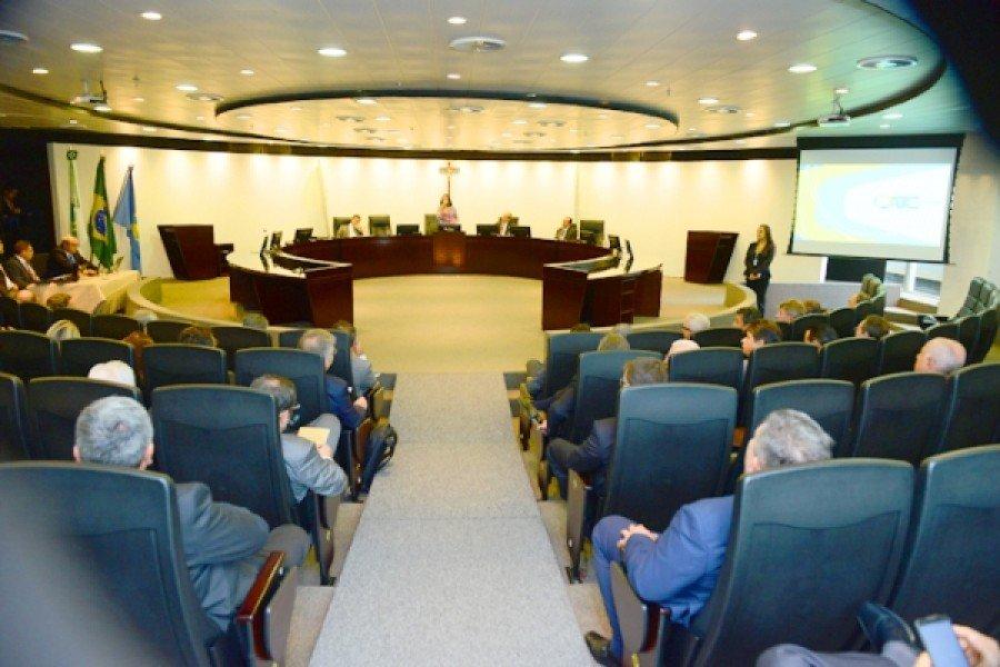 Presidente do TCE maranhense, Conselheiro Caldas Furtado assume presidência