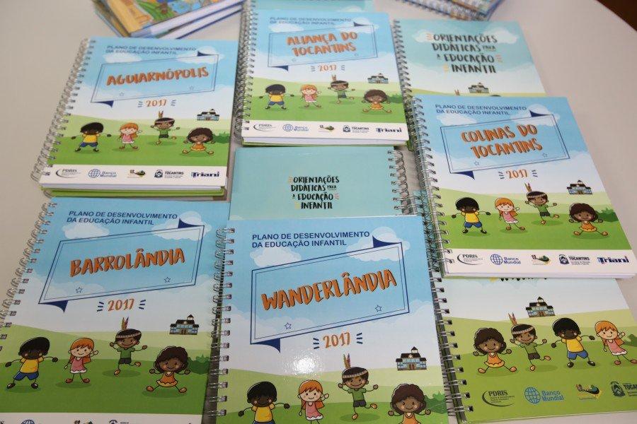 Governo oferece formação para professores e apresenta Plano de Desenvolvimento para a Educação Infantil (Foto: Elias Oliveira)