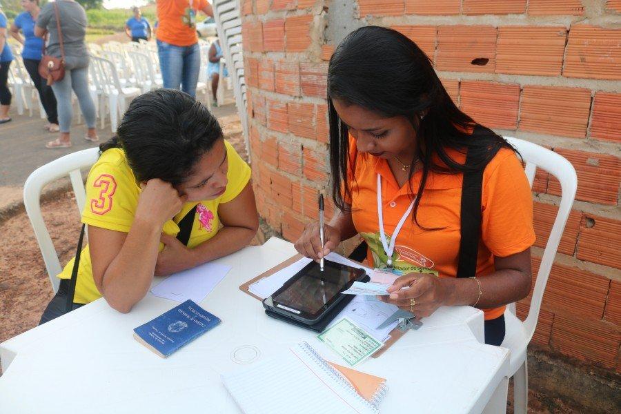 As famílias foram informadas pela Energisa Tocantins sobre o benefício que concede descontos de até 65% na conta de energia elétrica