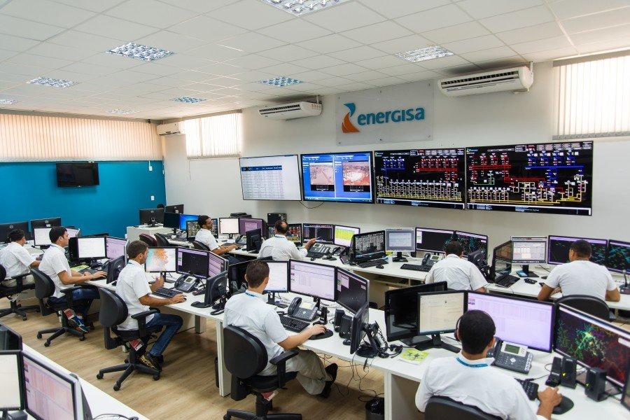 Centro de Operações Integrado, em Palmas, monitora a rede em todo o Estado