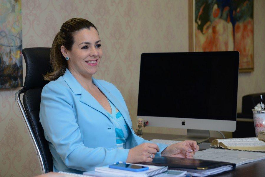 Cinthia Ribeiro ressaltou que o desejo da Prefeitura de Palmas é que a parceria com os congressistas se fortaleça e seja mais efetiva