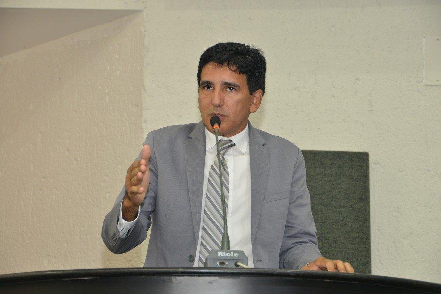 Deputado Professor Júnior Geo cobrou concurso da Assembleia Legislativa do TO