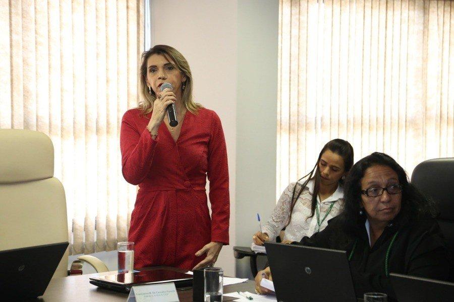 Irisneide Ferreira ingressou na Defensoria Pública do Estado do Tocantins no ano de 1994, na Comarca de Ananás