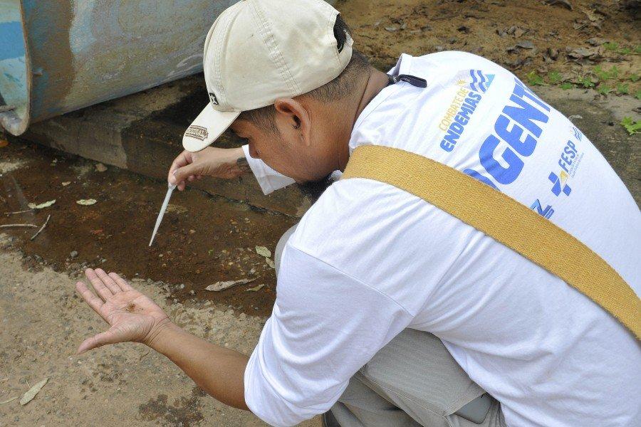 Mais de 900 residências foram visitadas durante Mobilização Social para o combate ao Aedes na região Norte de Palmas