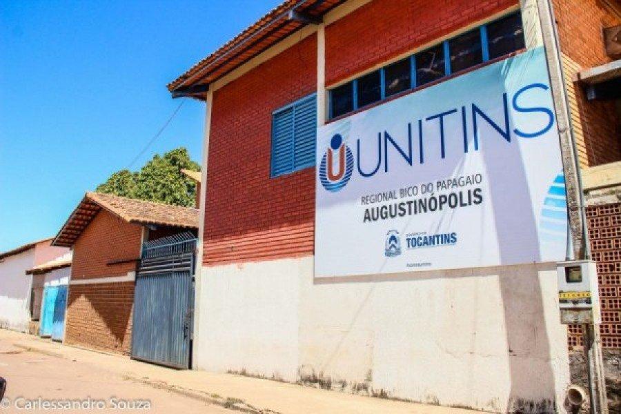 Acadêmicos atuarão em ações extensionistas em escolas públicas de Augustinópolis