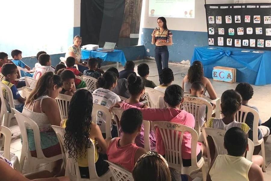Carreira e atuação da Defensoria Pública foi destaque em palestras em Ananás