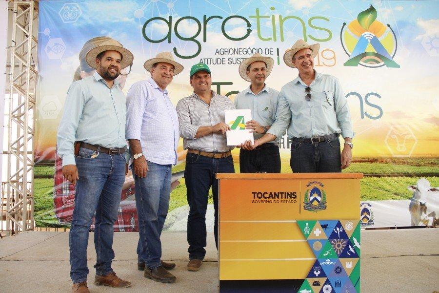 Secretário da Seagro destacou a importância da parceria com o Banco da Amazônia na liberação de linhas de financiamento
